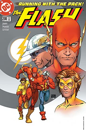 The Flash (1987-2009) #208