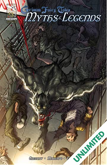 Myths & Legends #3