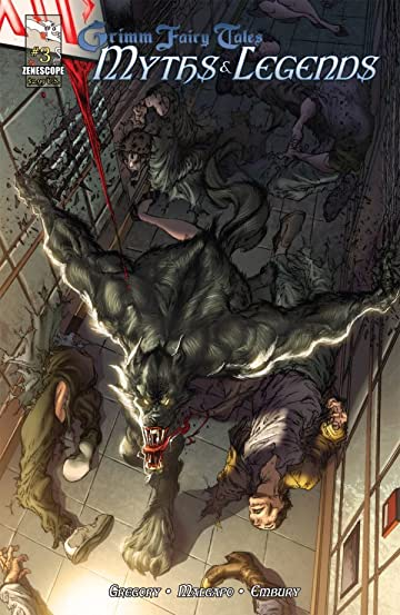 Grimm Fairy Tales: Myths & Legends #3