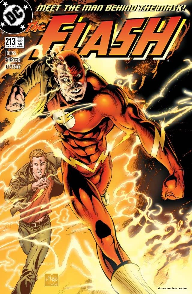 The Flash (1987-2009) #213