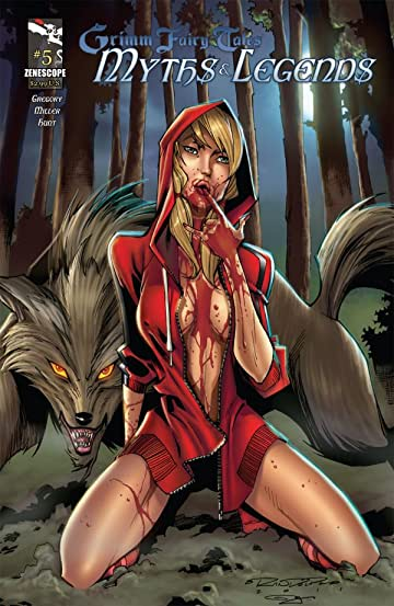 Grimm Fairy Tales: Myths & Legends #5