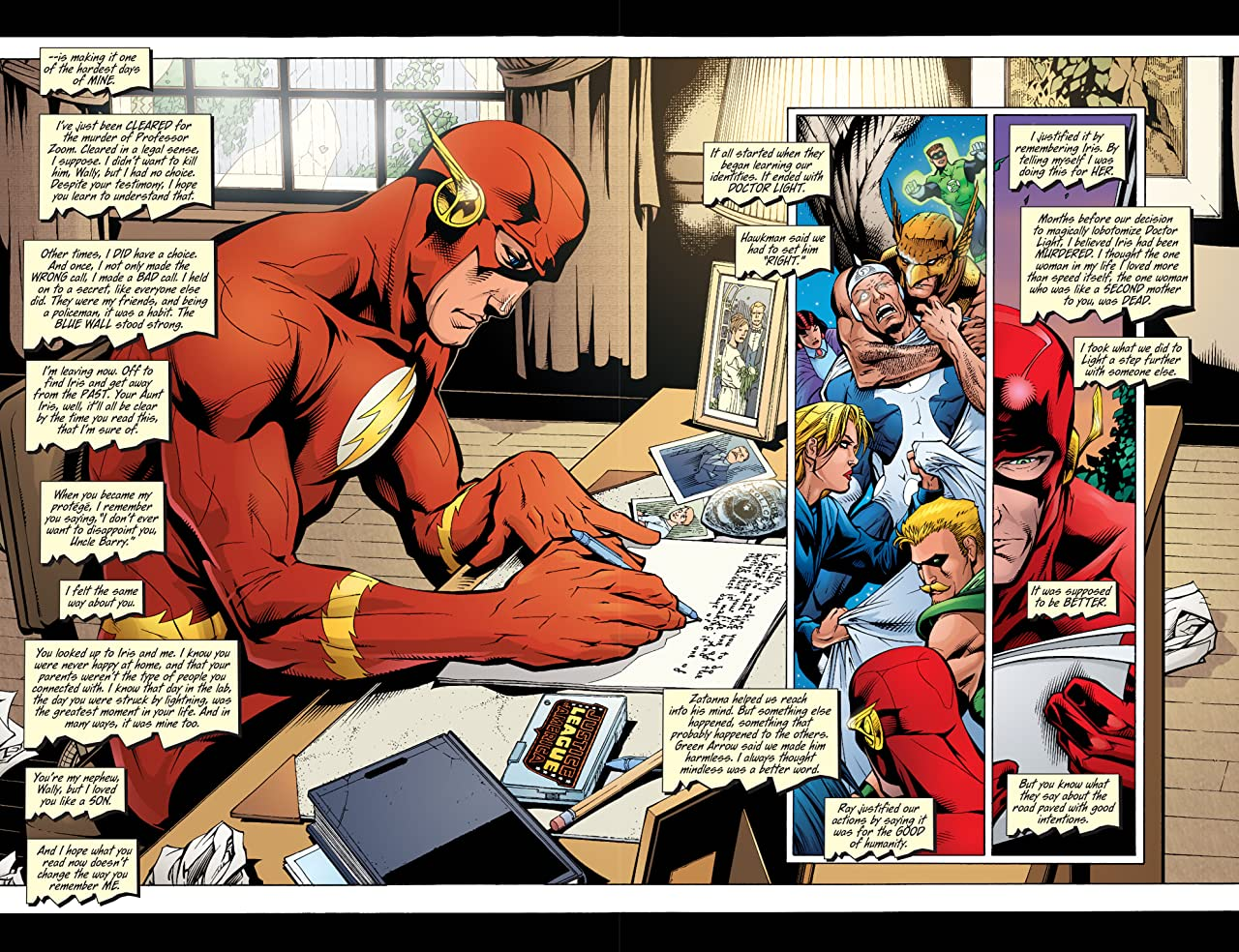 The Flash (1987-2009) #215