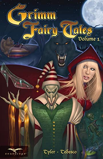 Grimm Fairy Tales Vol. 1