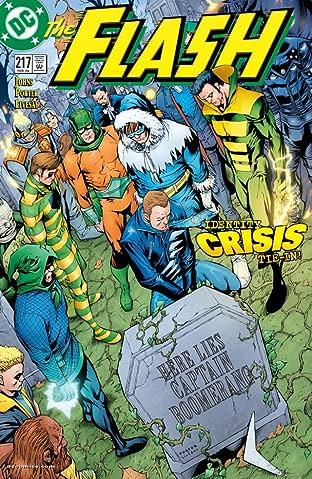 The Flash (1987-2009) #217