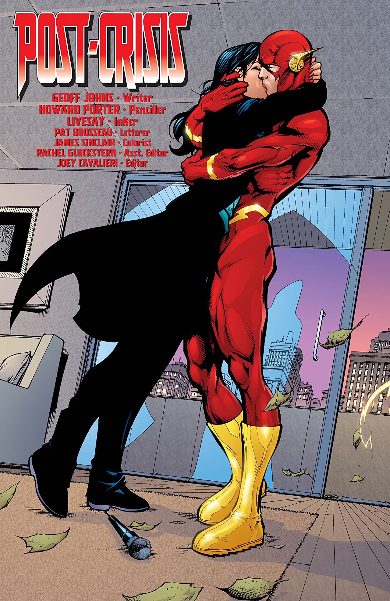 The Flash (1987-2009) #217