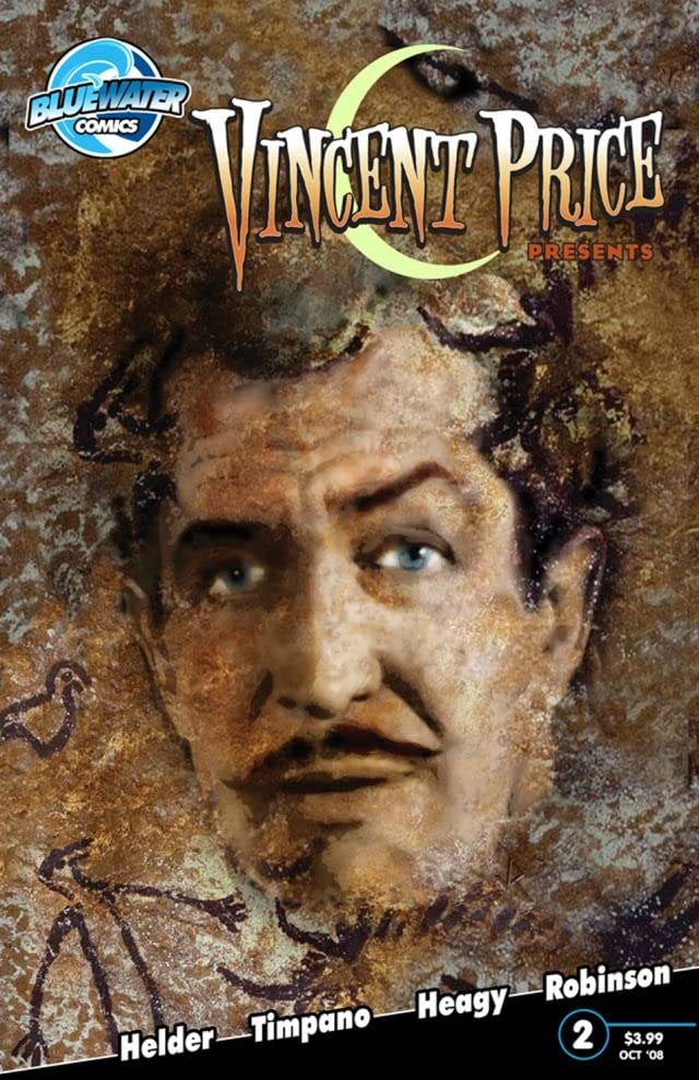 Vincent Price Presents #2