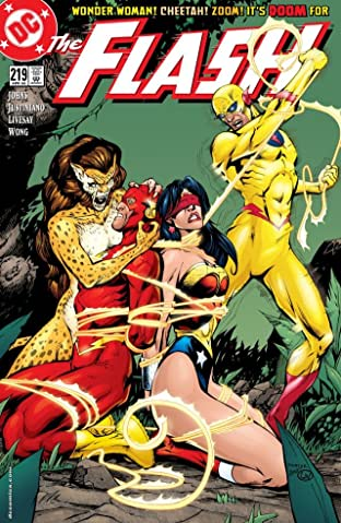 The Flash (1987-2009) #219