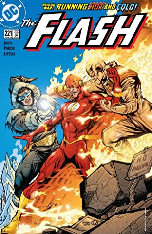 The Flash (1987-2009) #221