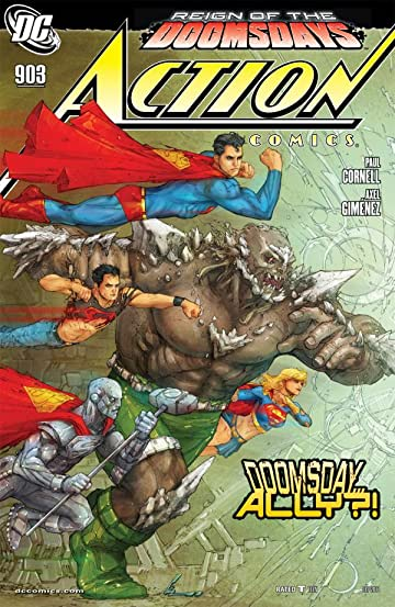 Action Comics (1938-2011) #903