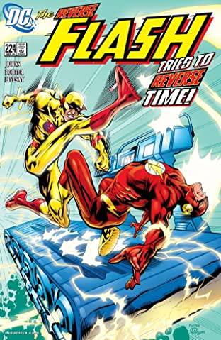 The Flash (1987-2009) #224