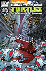 Teenage Mutant Ninja Turtles: New Animated Adventures #16