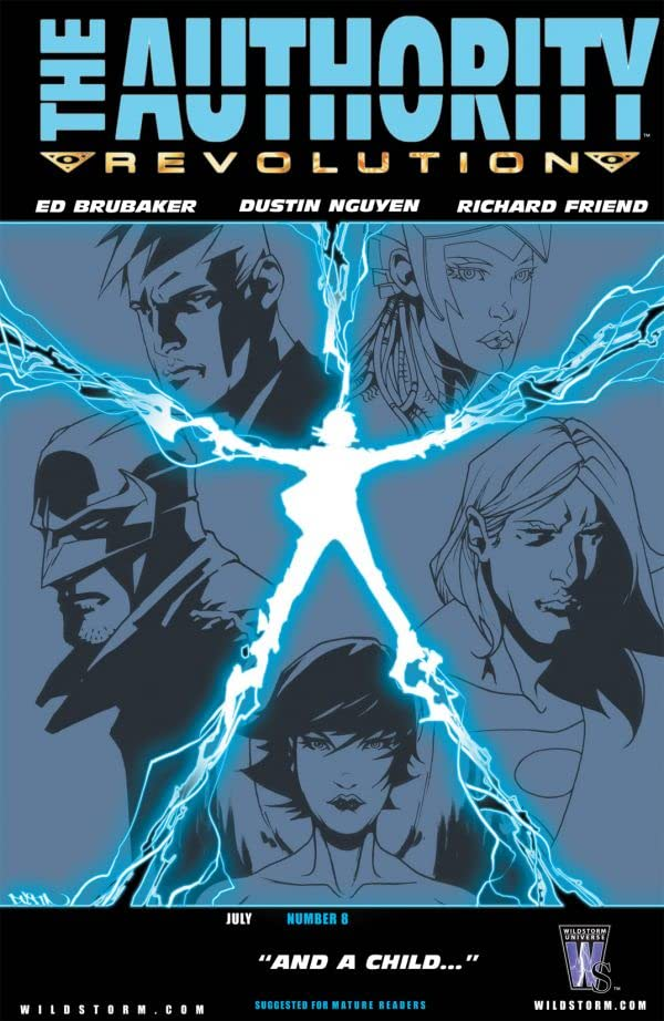 The Authority: Revolution #8 (of 12)