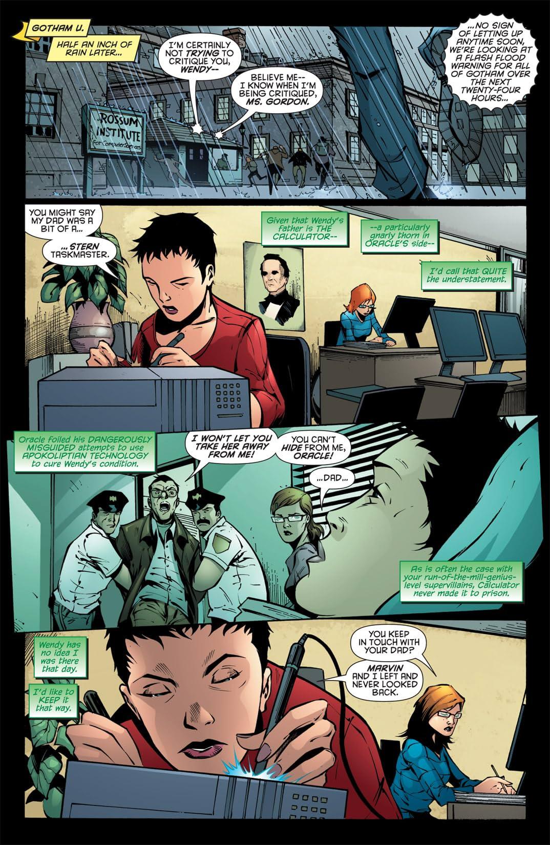 Batgirl (2009-2011) #9