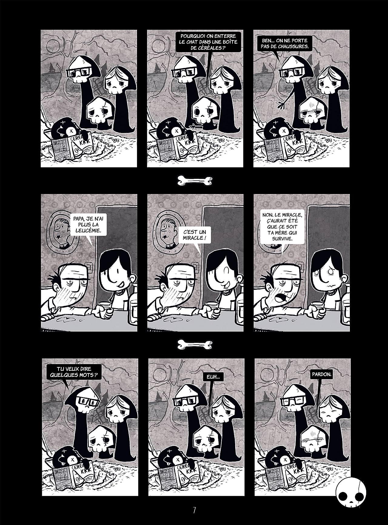 La Petite Mort Vol. 2: Le Secret de la licorne-sirène