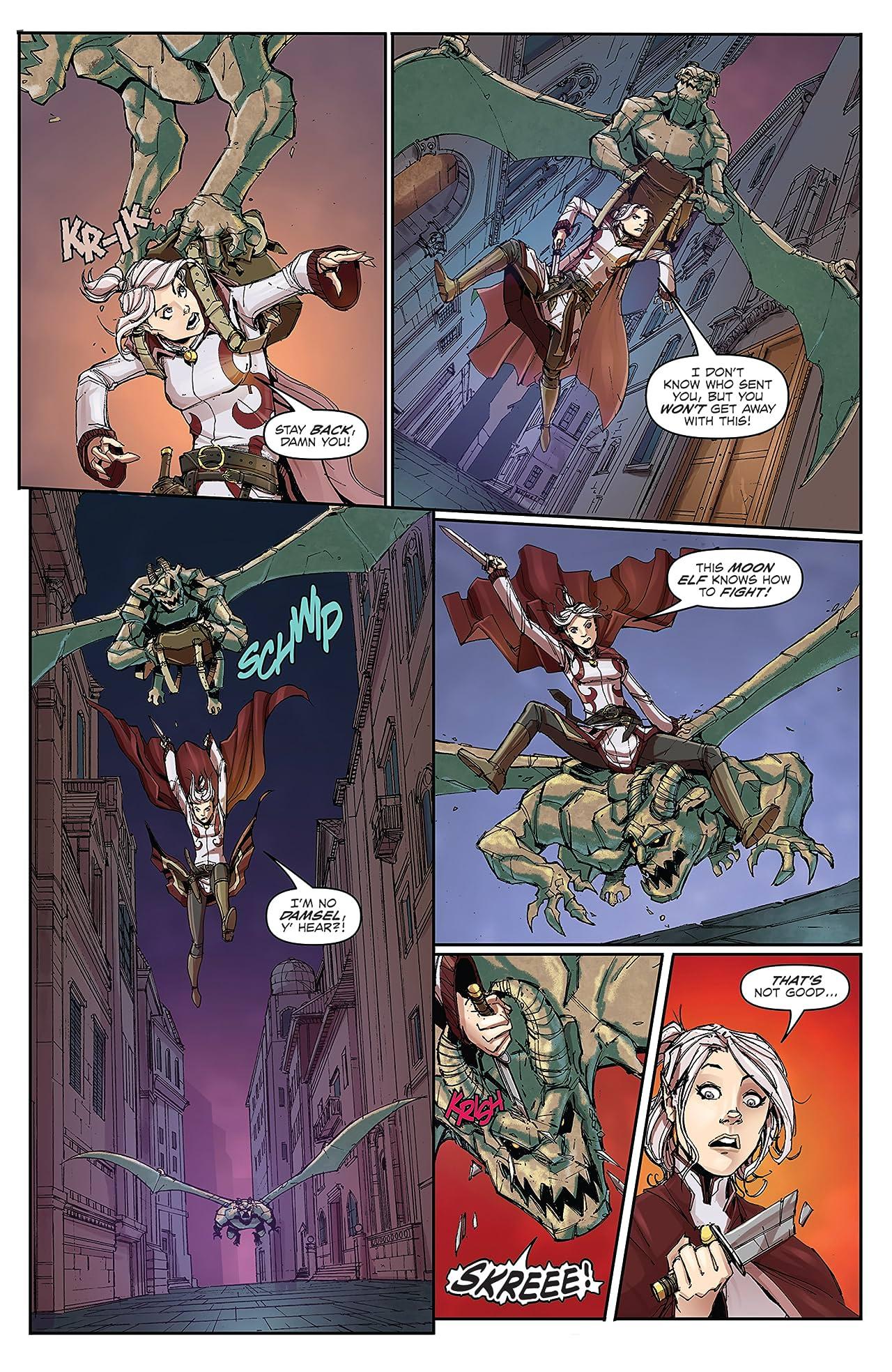 Dungeons & Dragons: Legends of Baldur's Gate #1