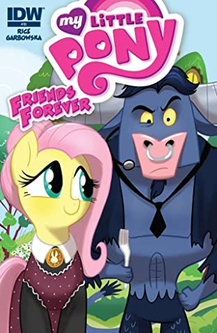 My Little Pony: Friends Forever No.10