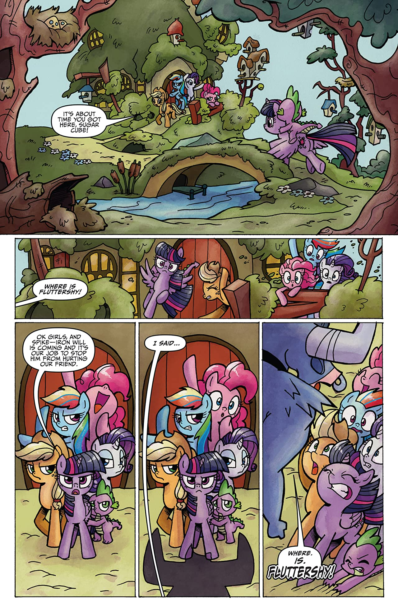 My Little Pony: Friends Forever #10