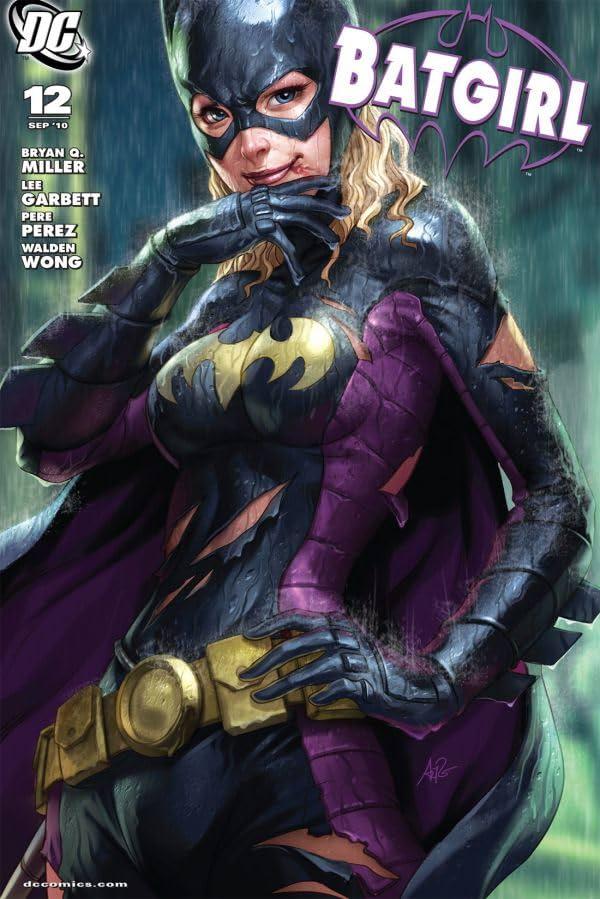 Batgirl (2009-2011) #12