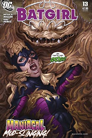 Batgirl (2009-2011) #13