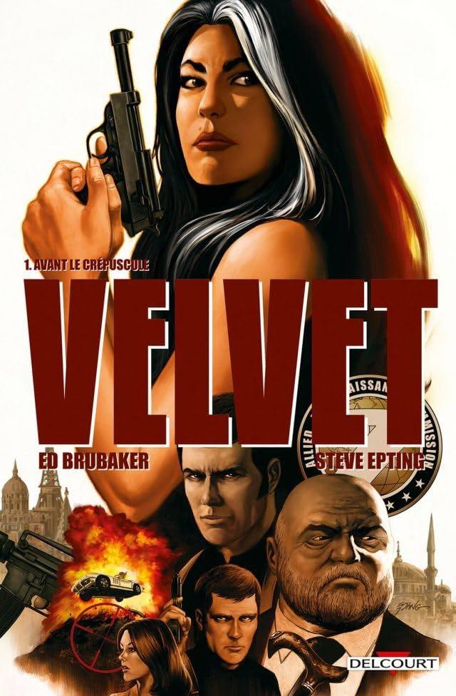 Velvet Vol. 1: Avant le crépuscule