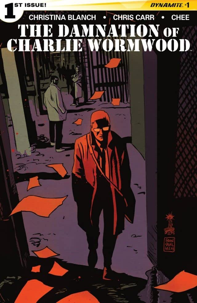 The Damnation of Charlie Wormwood #1 (of 5)