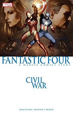 Civil War: Fantastic Four