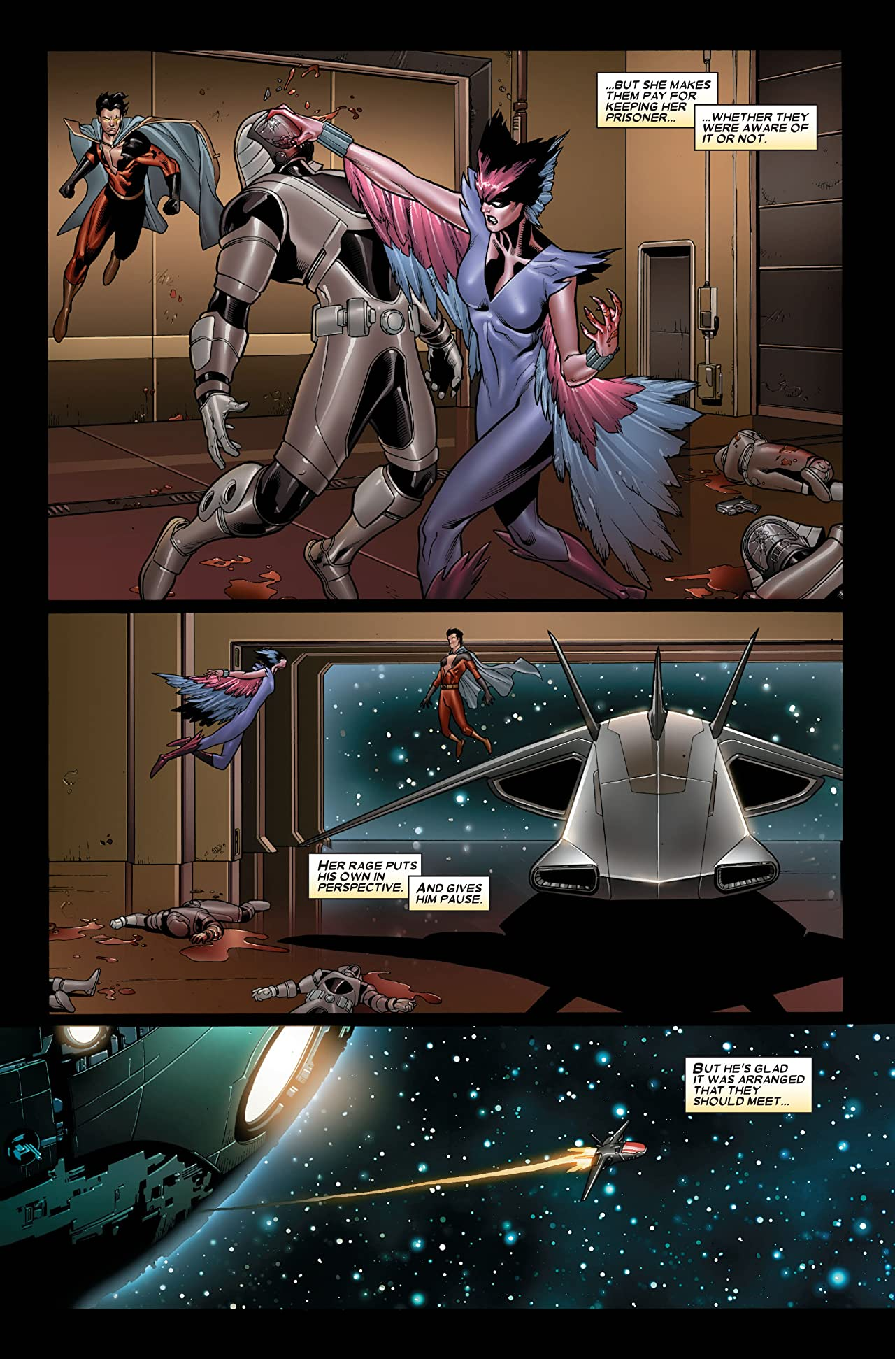 Uncanny X-Men (1963-2011) #483