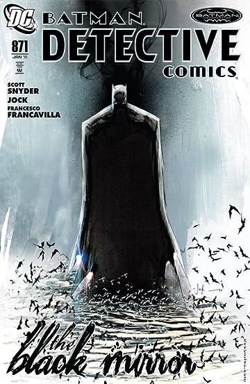 Detective Comics (1937-2011) #871