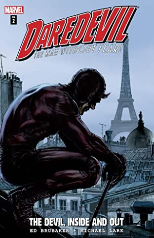 Daredevil: The Devil, Inside and Out Vol. 2