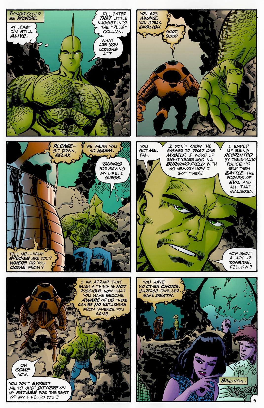 Savage Dragon #81
