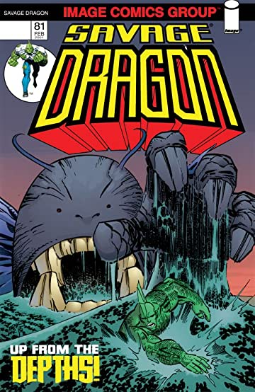 Savage Dragon #81