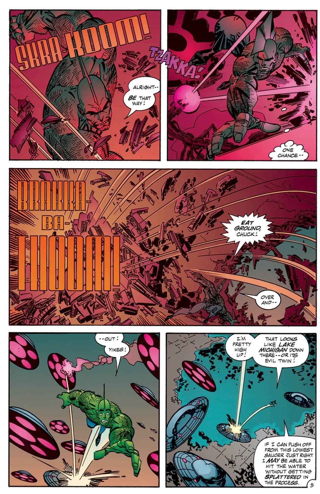 Savage Dragon #80