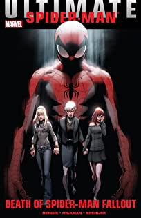 Ultimate Comics Spider-Man: Death of Spider-Man Fallout
