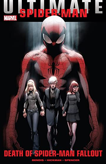 Ultimate Comics Spider-Man Death of Spider-Man Fallout & Ultimate Comics Spider-Man: Death of Spider-Man Fallout - Marvel Comics