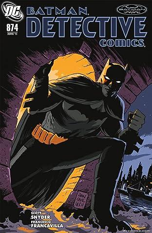 Detective Comics (1937-2011) #874