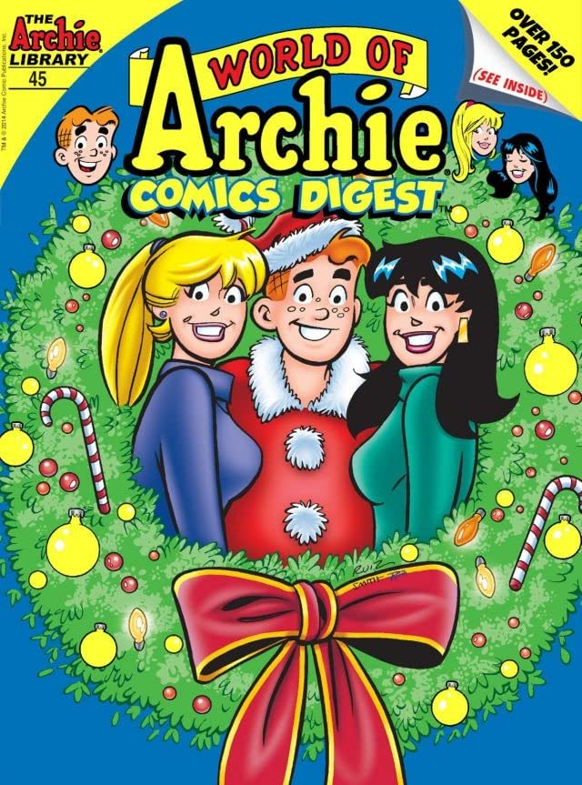 World of Archie Comics Digest #45