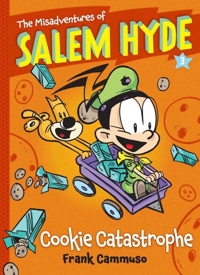 The Misadventures of Salem Hyde: Book Three - Cookie Catastrophe