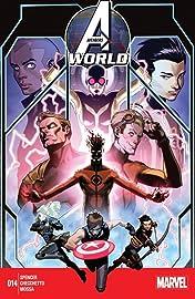 Avengers World (2014-2015) #14