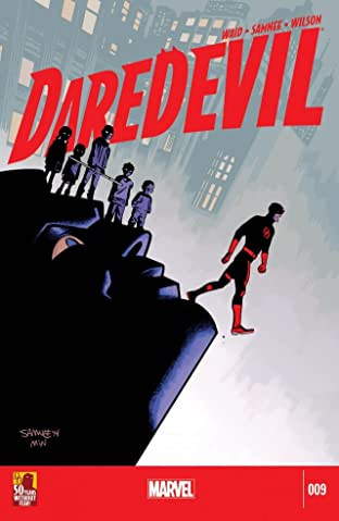 Daredevil (2014-2015) No.9