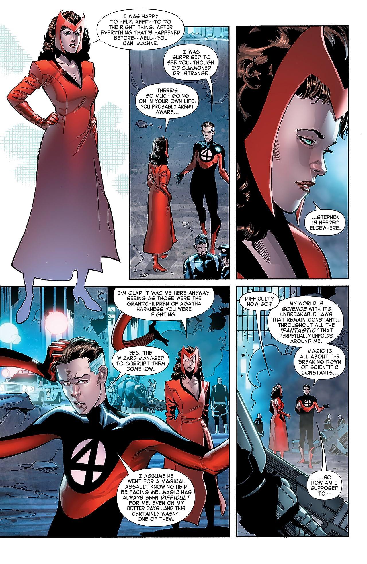 Fantastic Four (2014-2015) #11