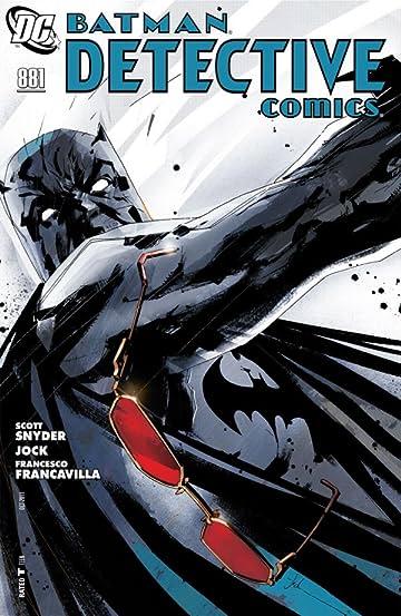 Detective Comics (1937-2011) #881