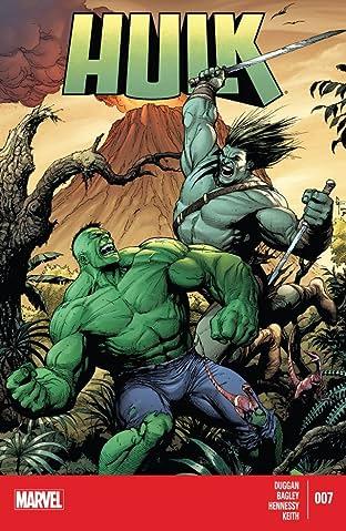 Hulk (2014-2015) #7