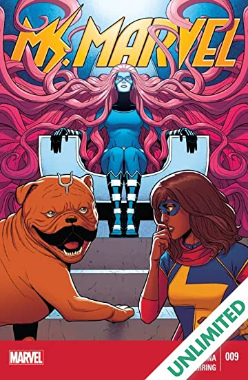 Ms. Marvel (2014-2015) #9