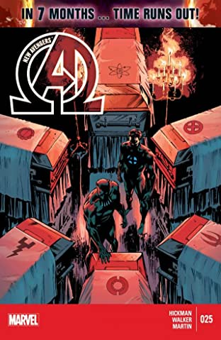 New Avengers (2013-2015) #25