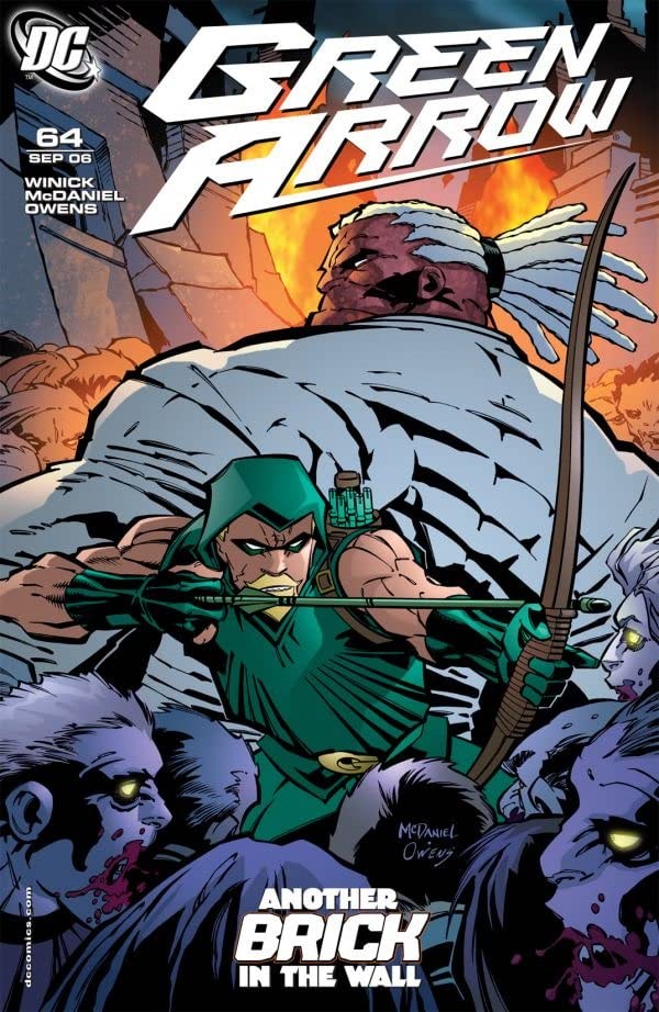 Green Arrow (2001-2007) #64