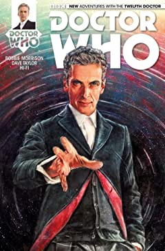 Doctor Who: The Twelfth Doctor #1