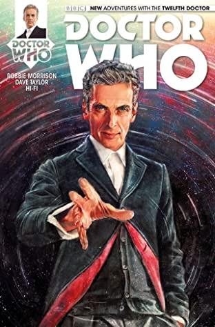 Doctor Who: The Twelfth Doctor No.1