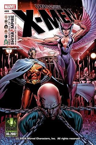 Uncanny X-Men (1963-2011) #485