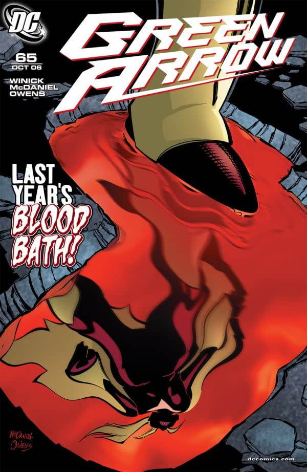 Green Arrow (2001-2007) #65