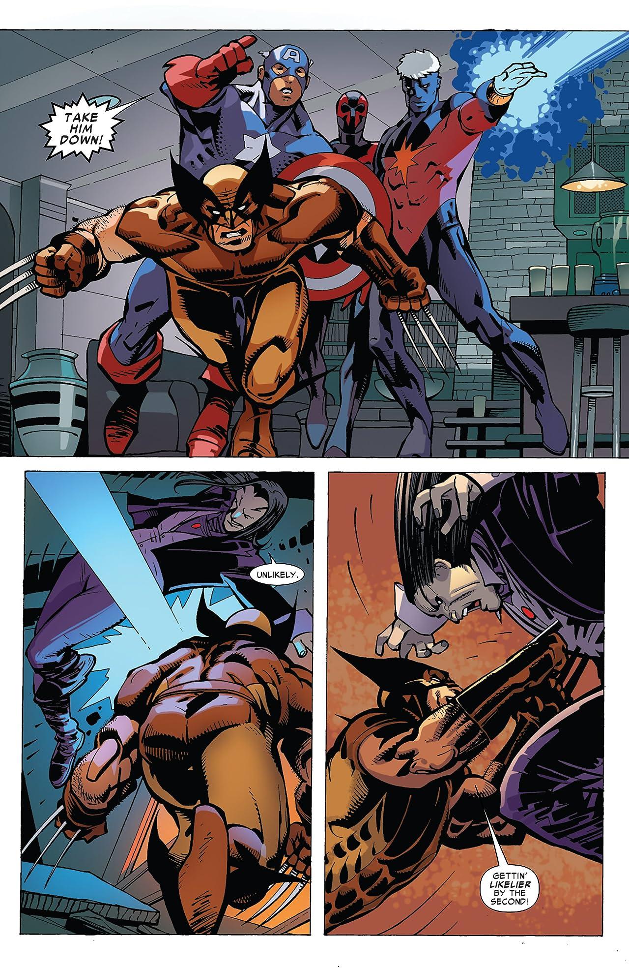 Spider-Man 2099 (2014-2015) #5